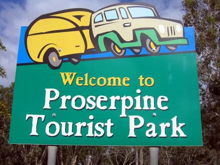 Proserpine Tourist Park - Perisher Accommodation