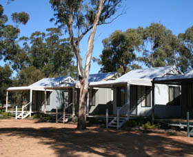 Moora Caravan and Chalet Park - Perisher Accommodation