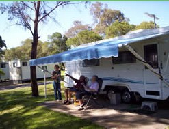 Bega Caravan Park - Perisher Accommodation