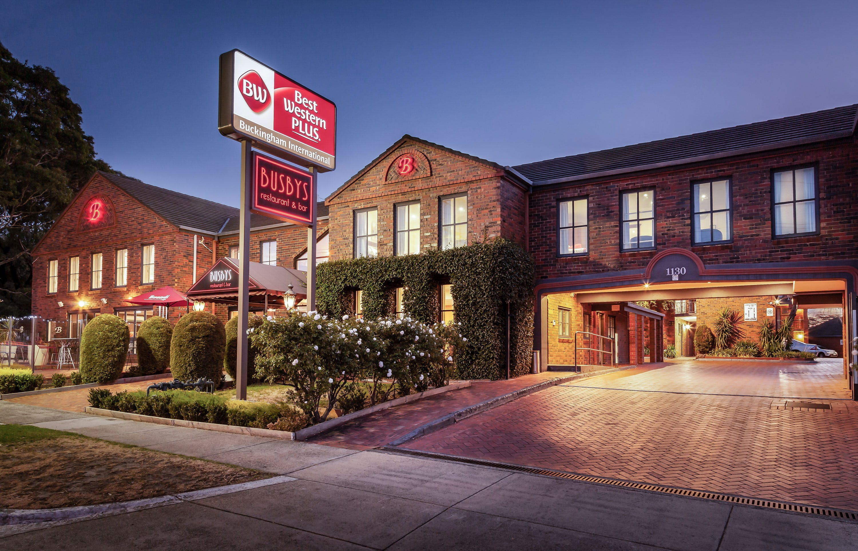 Best Western Plus Buckingham International - Perisher Accommodation