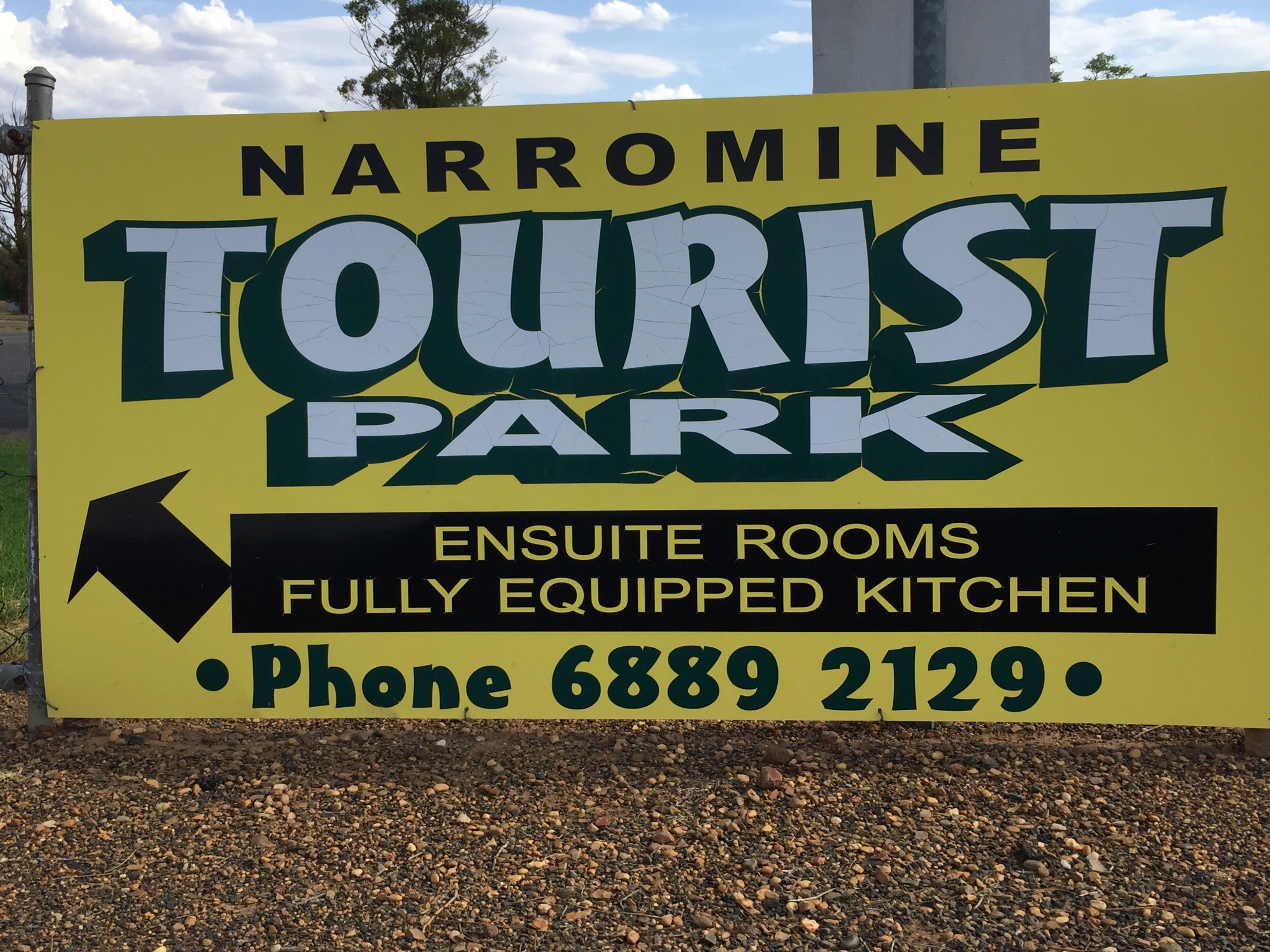 Narromine Tourist Park and Motel - Perisher Accommodation
