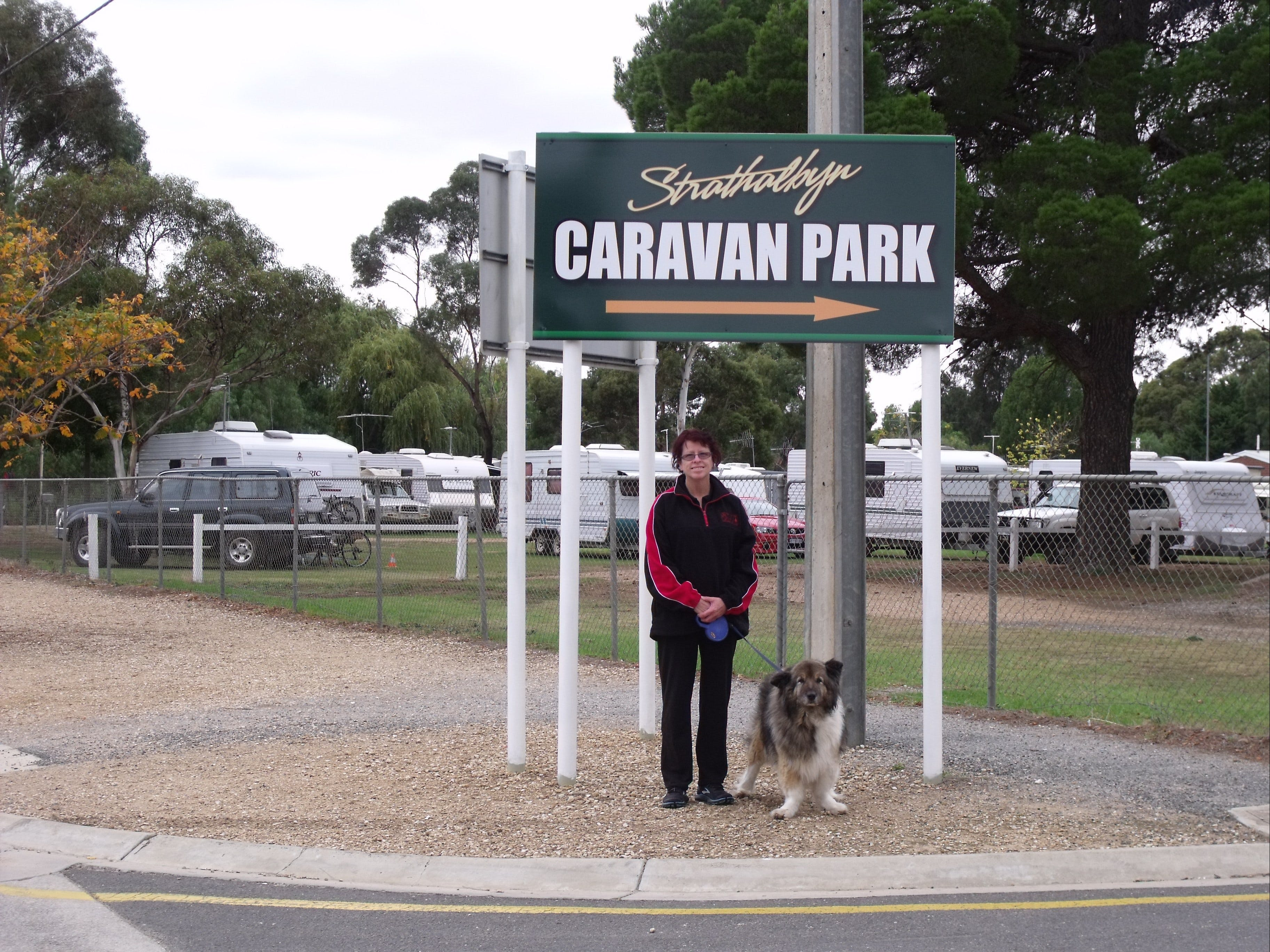 Strathalbyn Caravan Park - Perisher Accommodation