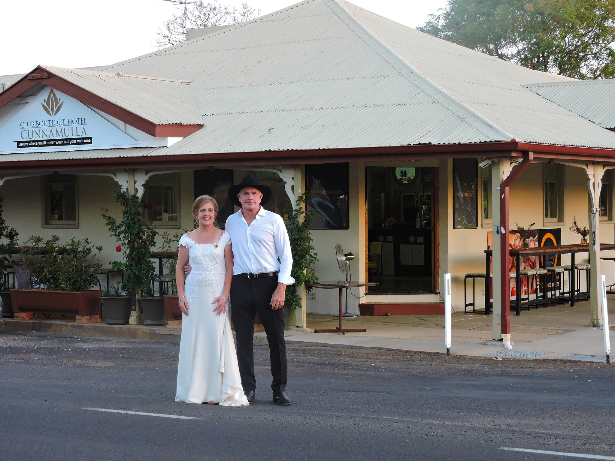Club Boutique Hotel Cunnamulla - Perisher Accommodation