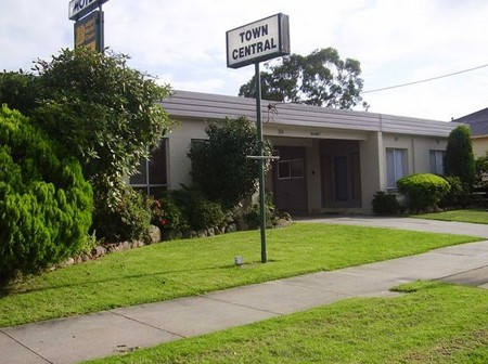 Bairnsdale Town Central Motel - Perisher Accommodation