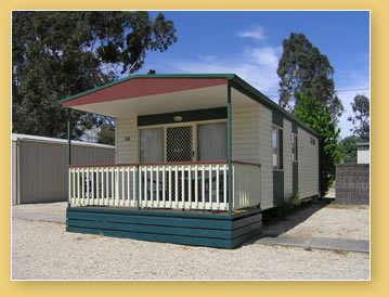 Alexandra Tourist Park - Perisher Accommodation