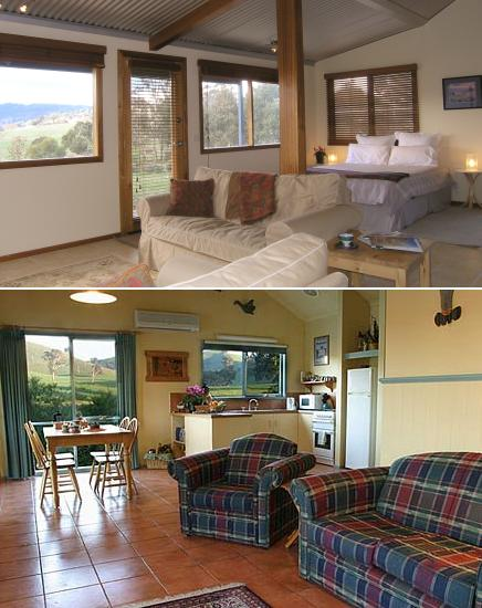 Athlone Country Cottages - Perisher Accommodation