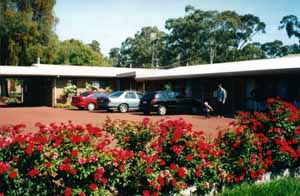 Whispering Gums Motel - Perisher Accommodation
