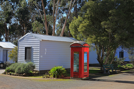 Shady Acres Caravan Park Ballarat - Perisher Accommodation