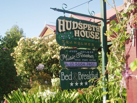 Hudspeth House Bed and Breakfast - Perisher Accommodation