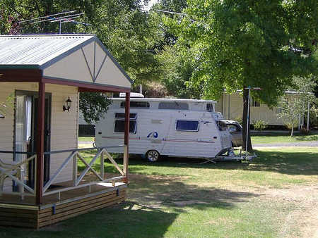 Yackandandah Holiday Park - Perisher Accommodation