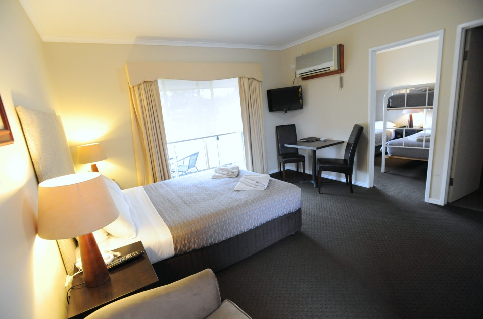 Ballarat Central City Motor Inn - Perisher Accommodation