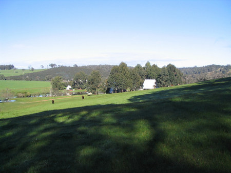 Lucieville Farm Chalets - Perisher Accommodation