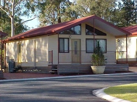 Sydney Getaway Holiday Park  Avina Van Village - Perisher Accommodation