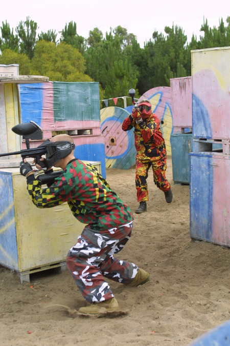 Paintball Skirmish Perth - Perisher Accommodation