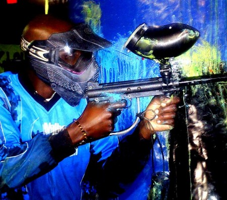 Melbourne Indoor Paintball - Perisher Accommodation