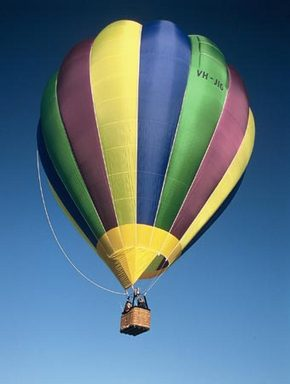 Balloon Safari - Perisher Accommodation