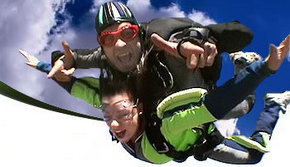 Adelaide Tandem Skydiving - Perisher Accommodation