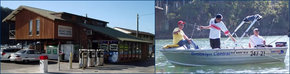 Brooklyn Central Boat Hire  General Store - Perisher Accommodation