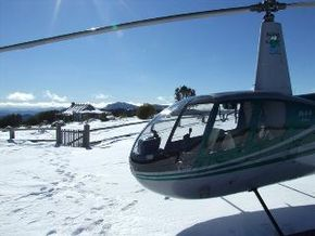 Alpine Helicopter Charter Scenic Tours - Perisher Accommodation