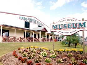 Proserpine Historical Museum - Perisher Accommodation