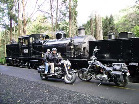 Andy's Harley Rides - Perisher Accommodation