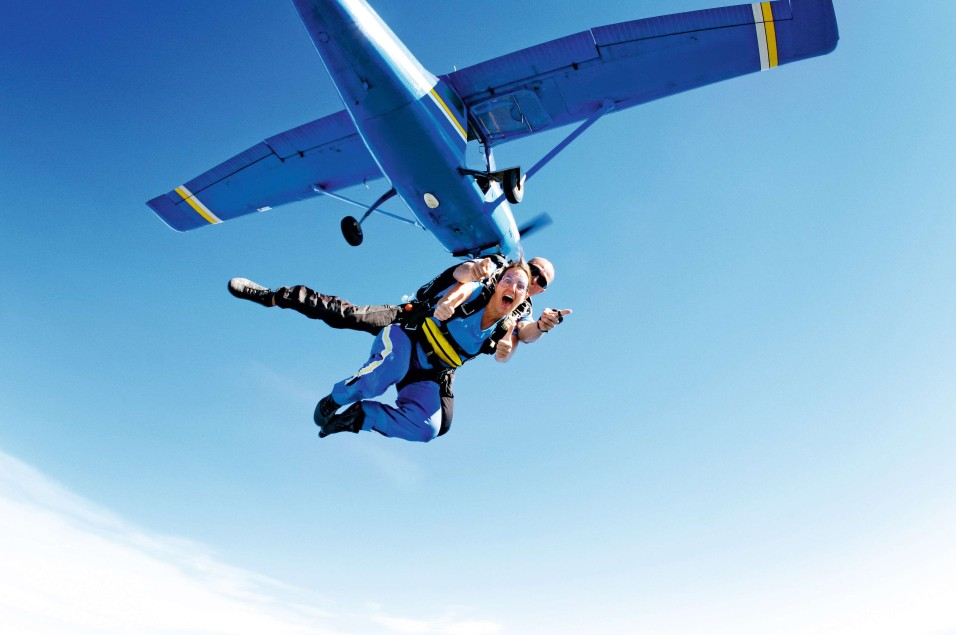 Skydive the Beach and Beyond Yarra Valley - Perisher Accommodation