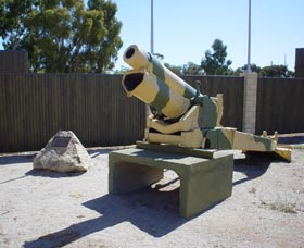 Military Museum Merredin - Perisher Accommodation