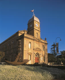 The Albany Town Hall - Perisher Accommodation