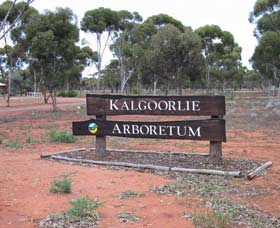 Kalgoorlie Arboretum - Perisher Accommodation