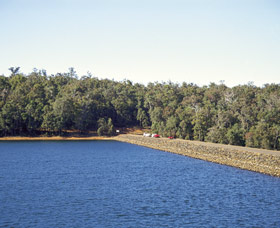 Waroona Dam - Perisher Accommodation