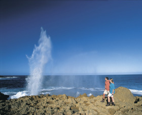 The Blowholes Carnarvon - Perisher Accommodation