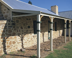 Ellensbrook Historic Home and Picnic Grounds - Perisher Accommodation