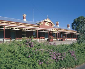 Old Railway Station Museum - Perisher Accommodation