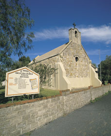 St Mary's Anglican Church - Perisher Accommodation