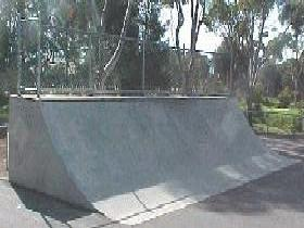 Moonta Skatepark - Perisher Accommodation