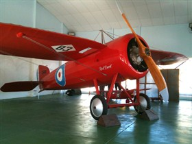 Captain Harry Butler Red Devil Monoplane Memorial - Perisher Accommodation