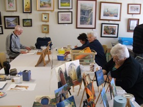 Northern Yorke Peninsula Art Group - Perisher Accommodation