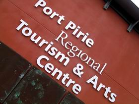 Port Pirie Regional Tourism And Arts Centre - Perisher Accommodation