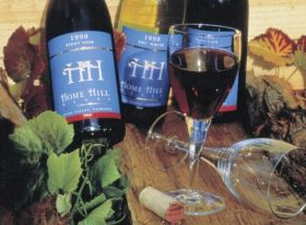 Home Hill Vineyard and Winery Restaurant - Perisher Accommodation