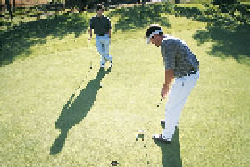 Tarraleah Golf Course - Perisher Accommodation