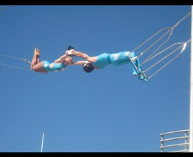 Trix Circus Flying Trapeze - Perisher Accommodation