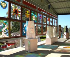 Alpha31 Art Gallery and Sculpture Garden - Perisher Accommodation