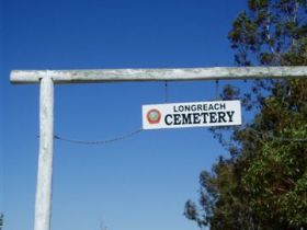 Longreach Cemetery - Perisher Accommodation
