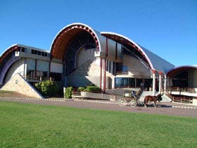 Australian Stockmans Hall of Fame and Outback Heritage Centre - Perisher Accommodation