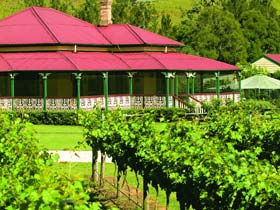 OReillys Canungra Valley Vineyards - Perisher Accommodation