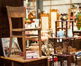 Bendigo Pottery Antiques and Collectables Centre - Perisher Accommodation