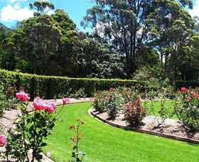 Wollongong Botanic Garden - Perisher Accommodation