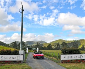 Sarabah Estate Vineyard - Perisher Accommodation