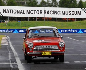National Motor Racing Museum - Perisher Accommodation