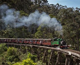 Puffing Billy Steam Railway - Perisher Accommodation